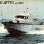 17.30 mt BAGLIETTO mod 16.50 1969 - 70.000 € negotiable