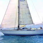 1990 Gecco  sloop 11.82 - any reasonable offer will be considered