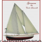 SOLD Germana Sciarrelli 1985 schooner 16-20 mt VENDUTA