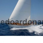 S&S Carlini 12.65 mt sloop 1965 - 140.000 € increased price cause of total refit