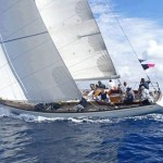 GUIA S&S 45 ' sloop 225.000 € a piece of Italian yachting history