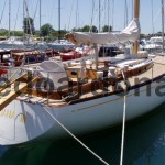 SOLD -Tiziana cutter 14.19 mt Sciarrelli 1990 - SOLD