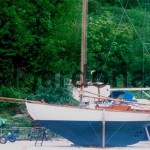 SOLD 1898 GAFF CUTTER 33' -Sailed single handed - great occasion - VENDUTO