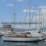 1976 SANGERMANI 11.50 mt motorsailer - very interesting price!