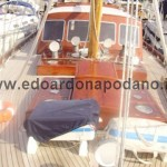 SOLD 1965 SANGERMANI ketch 19.45 MT - SOLD