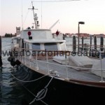 SOLD - 1948 gentleman displacement motoryacht De Vries Lentsch 21.28 mt