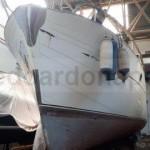 TOTAL RESTORATION -13 mt MOODY'S 1960 motoryacht