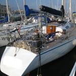 SOLD -1978 BRENTA sloop 37' ONE OFF - 30.000 € VENDUTA