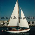 VENDUTA - 9 mt EURIDICE - BRUNO VERONESE - CANALETTI 1963 - 20.000 € -VENDUTA