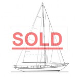 sold NEW UNBELIEVABLE RESTORATION POSSIBLE -Marilli II - Samadhi sloop 14.35 OTO 1939 - 15.000 € SOLD