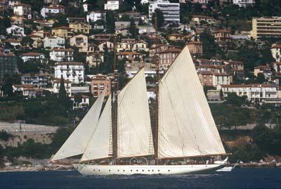 Zaca yachting world 2001 edoardo napodano for Migliori cabin charter nel sud della california