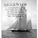 ATTRACTIVE complete restoration - noble Edwardian gaff ketch 25-30 mt