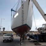 SOLD - 1975 Sciarrelli 47 VTR - NEW PRICE REDUCTION 45.000 € - VENDUTA