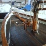 Sciarrelli gaff cutter 6mt - spirit of tradition