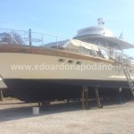 SOLD - Ready for sea trial -new further 49.000 €! Massive price reduction -17.40 mt Cantieri di Pisa Super Saturno 1966 - restoration required - VEDNUTO