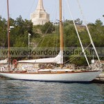 SOLD 14.69 mt S&S yawl 1964 - VENDUTA