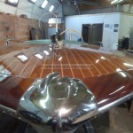 SOLD -RIVA JUNIOR 1971 RESTORATION almost finished - FINAL ASKING PRICE 35.000 €