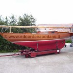SOLD 10.50 mt Larsson classic sloop 1961 - 34.500 € VENDUTA