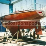 11.75 mt classic sloop 1975