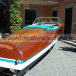 SOLD - RIVA ARISTON - asking price 75.000 with warranty - VENDUTO