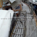 not actually for sale -20.95 mt Sangermani yawl 1963
