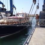 16 mt Cantiere Navale di Chiavari mod Riviera 1960 - perfectly restored 2015-16