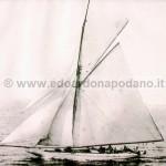 1908 Fred Shepherd gaff cutter 17 mt