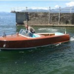 under restoration - 1963 Riva Florida