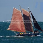 16 m Sciarrelli steel schooner