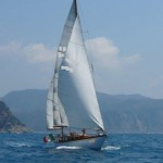 SOLD - 13.50 mt Sangermani yawl 1958 - 78.000 € - VENDUTA