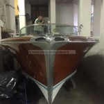 SOLD -Riva Aquarama n° 130 - to restore - VENDUTO
