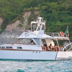 sensible price reduction 35.000 € -14.60 mt Cantieri di Pisa Kitalpha 1967