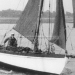 1905 Clarck gaff cutter 10 mt