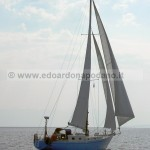 2001 Laurent Giles cutter sloop rig 11.95 mt