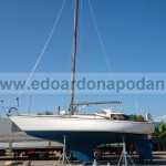 PAXOS S&S 1973 - Classe One ton Cup - 11,23m - great bargain