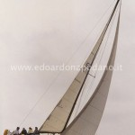 for sale again - PAXOS S&S 1973 - Classe One ton Cup - 11,23m - FOR SALE AGAIN