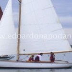 1913 - G.U.Laws Yacht  - 30ft classic gaff sloop - 18.000€