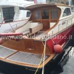 SOLD Lobster boat Liberty 48 - 2005 - asking 170.000€ - VENDUTA