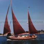 14.50 m Sciarrelli steel ketch