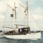 1913 Hamble River Luke gaff schooner 53.5 ft