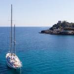27 mt motor-sailer Benetti Sail Division