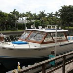 SOLD - Chris Craft Lyman 26 hardtop - grp (VTR)
