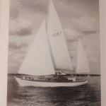 15 mt L. Giles motorsailer 1963