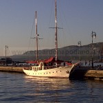 1932 - goletta olandese acciao - 27m - Dutch steel schooner