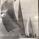 13.50 mt Sangermani yawl 1958