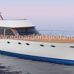 NEW - LOBSTER Motor yacht 19 m - Spirit of tradition