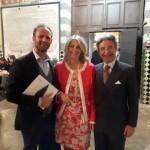 Inaugurazione mostra Baglietto Genova 2018