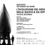 Baglietto conferenza  - L'evoluzione del design nella nautica da diporto