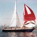 SOLD -15.45 m. Sciarrelli Scia 50 - 1976 - VENDUTO