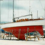 PENDING -16.97 m Sangermani sloop S&S - I Rorc Class 1969 - 35.000 € BIG PRICE REDUCTION